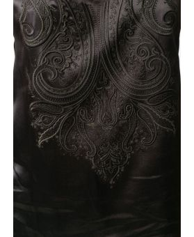 Embroidered Vest Top