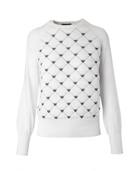 Diamond Patterned Sweater