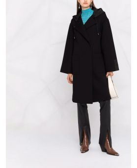 Woman Single Breasted Coat