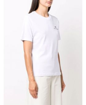 Woman Embroidered Logo T-Shirt