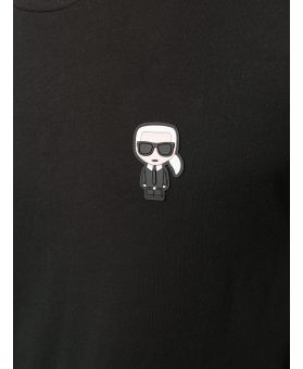 Karl embroidered T-Shirt