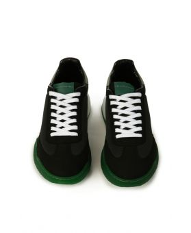 Loop Lace Up Sneakers