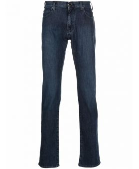 Man Mid Rise Jeans