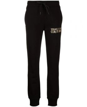 Logo Foil Sweat Pants