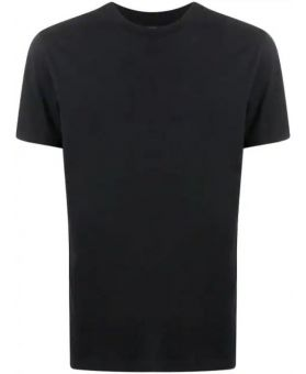 Side Logo Embroidered T-Shirt