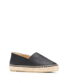 Leather Espadrille Classic Tiger