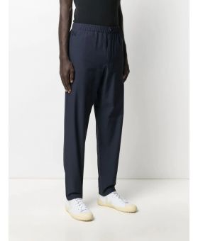 Logo-Patch Trousers