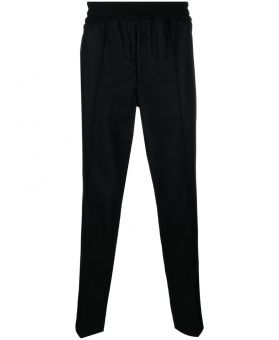 Man Flannel Chino Trousers