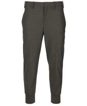 Tapered Tailored Trousers