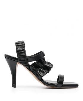 Ruffle Strap Sandals
