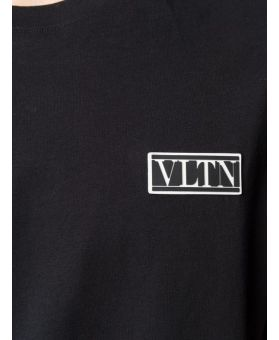 VLTN Logo Patch T-Shirt Men & Women Sizes