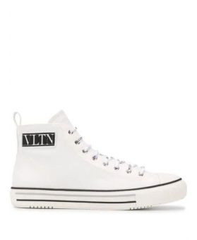 VLTN High Top Sneakers
