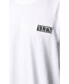 VLTN Logo Patch T-Shirt