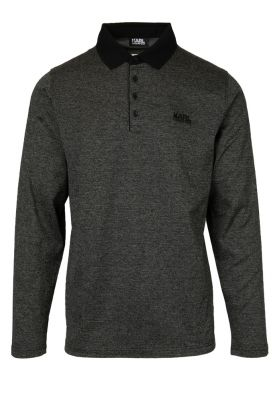 Long Sleeves Polo Shirt