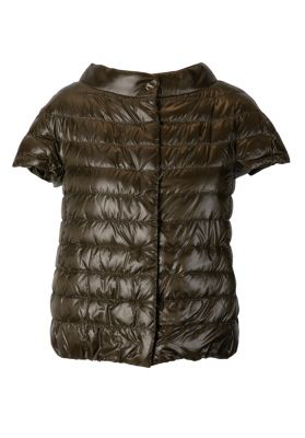 Shortsleeved Puffer Jacket
