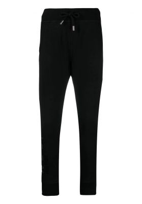 Woman Tapered Leg Trousers