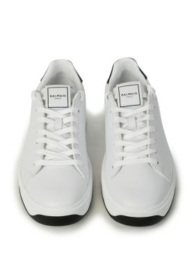 B Court Low Top Sneakers